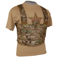ATS Slick Front Chest Harness