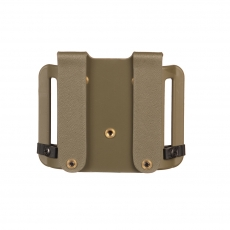 G-Code Adapter For Dual MOLLE Pouch (Pistol TACO) / Belt Slide