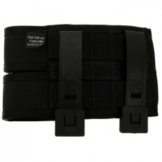 Tactical Tailor Pistol Mag Pouch Double Horizontal LE