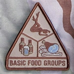 Mil-Spec Monkey Basic Food Groups