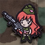 Mil-Spec Monkey Gun Girl 1