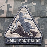 Mil-Spec Monkey Hadji Don't Surf