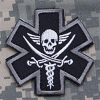 Mil-Spec Monkey Tactical Medic Pirate