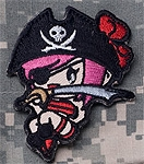 Mil-Spec Monkey Pirate Girl