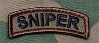 Mil-Spec Monkey Sniper Tab