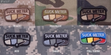 Mil-Spec Monkey Suck Meter