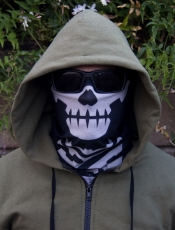 Mil-Spec Monkey Multi-Wrap Skull Mask