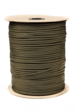 Paracord 550 lb kela (1000 ft / 305 m)