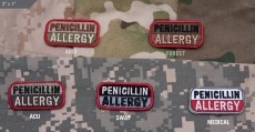 Mil-Spec Monkey Penicillin Allergy