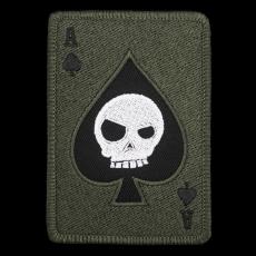 Triple Aught Design Death Card Patch