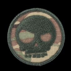 Triple Aught Design Mean T-Skull Multicam