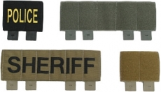 Tactical Tailor Modular Badge Panel 3x10""