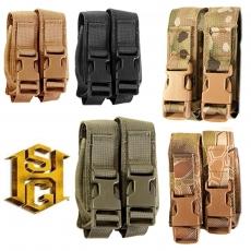 HSGI Modular Pistol Magazine Pouch Double