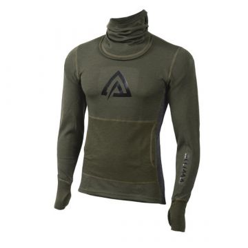 Aclima Warmwool Hood Sweater