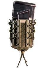 HSGI Double Decker Polymer TACO - U-Mount (MOLLE / Belt)