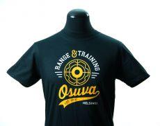 Osuva T-paita Retro