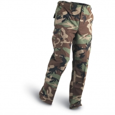 Tru-Spec Military BDU Trousers - Camouflage