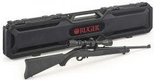 Ruger 10/22 RPF .22lr + Weaver 3-9x40 kiikaritähtäin
