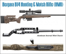 Bergara B14 HMR Hunting & Match Rifle