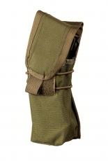 Combatkit Flap Lid Magazine Pouch, Double,  AK47 / RK