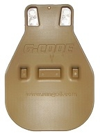 G-Code Paddle Large - Accessory Pattern