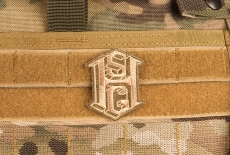 HSGI Morale Patch Embroidered