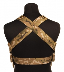 HSGI X-Backed Shoulder Straps For Plate Carriers