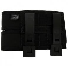 Tactical Tailor Pistol Mag Pouch Double Horizontal LE
