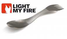 Light My Fire Titanium Spork
