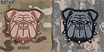 Mil-Spec Monkey Bulldog Head