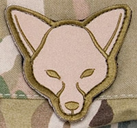 Mil-Spec Monkey Fox Head