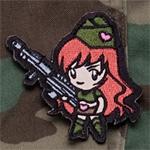 Mil-Spec Monkey Gun Girl 1