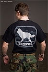 Mil-Spec Monkey Sheep Dog T-shirt