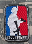 Mil-Spec Monkey Soul Stealer Patch