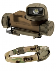Petzl Strix VL (Visual Light)