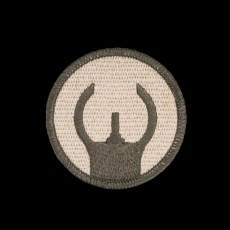 Triple Aught Design Front Sight AK47 Patch
