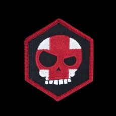 Triple Aught Design Cross Hex Patch
