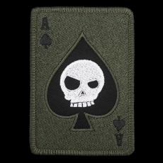 Triple Aught Design Death Card Patch