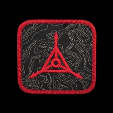 Triple Aught Design Topo Logo Patch