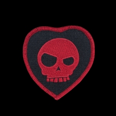 Triple Aught Design Bloody Valentine Patch