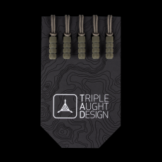 Triple Aught Design Zipper Pulls