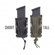 G-Code Soft Shell Scorpion Pistol Mag Carrier - Short