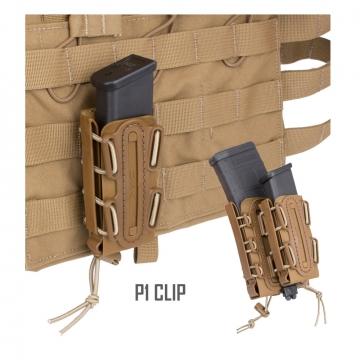 G-Code Soft Shell Scorpion Pistol Mag Carrier - Tall
