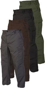 Tru-Spec BDU Trousers - Solid Colours