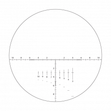 Athlon Cronus 7-42x60 ED with tactical reticle