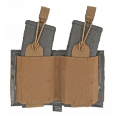 Tactical Tailor RRPS Low Vis Double 5.56 / 7.62 Magazine Pouch