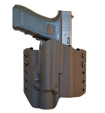 Comp-Tac Warrior With Light Holster
