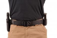 "Wilderness Original Instructor Belt CSM Black / 1.75"" / Velcro lining"